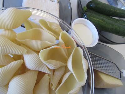 Zapečena tjestenina s nadjevom