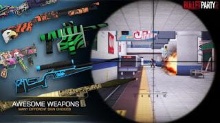Bullet Party CS 2 : GO STRIKE Apk v1.2 Mod (Cheat Menu)