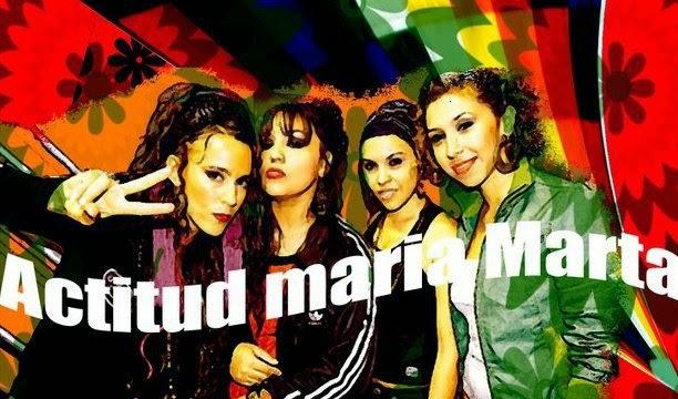 descarga gratis el cd completo de actitud maria marta