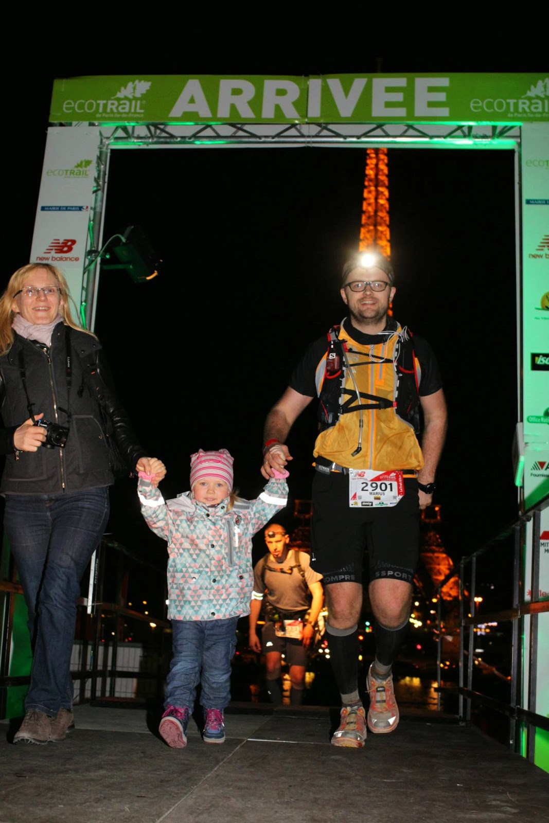 Eco Trailrunning de Paris (80k) #7
