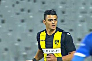 نبدة عن عمر السعيد لاعب كرة قدم مصري