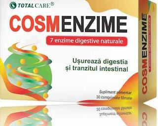 Cosmenzime pareri forum enzime digestive a folist cineva