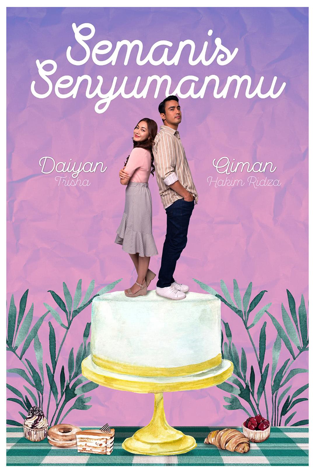 Drama Semanis Senyumanmu Disney+ Hotstar