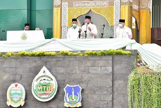 MTQ ke-37 Sumut di Tebing Tinggi Berakhir Gubernur Edy Minta Segera Siapkan Kafilah untuk MTQ Tingkat Nasional