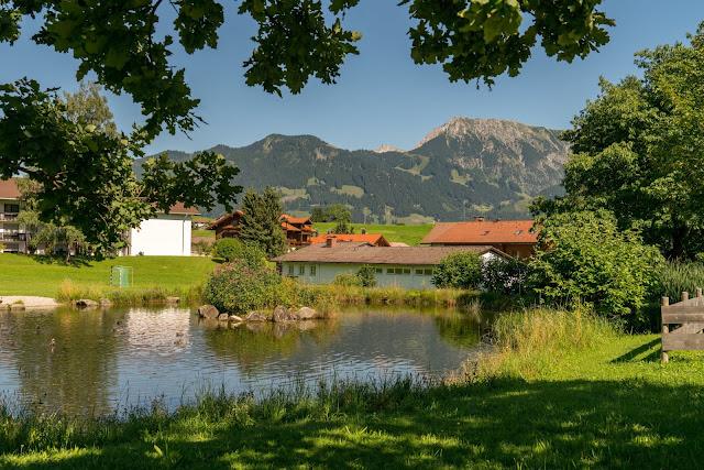Wandertrilogie Allgäu | Etappe 46+47 Ofterschwang-Fischen-Oberstdorf - Himmelsstürmer Route 10