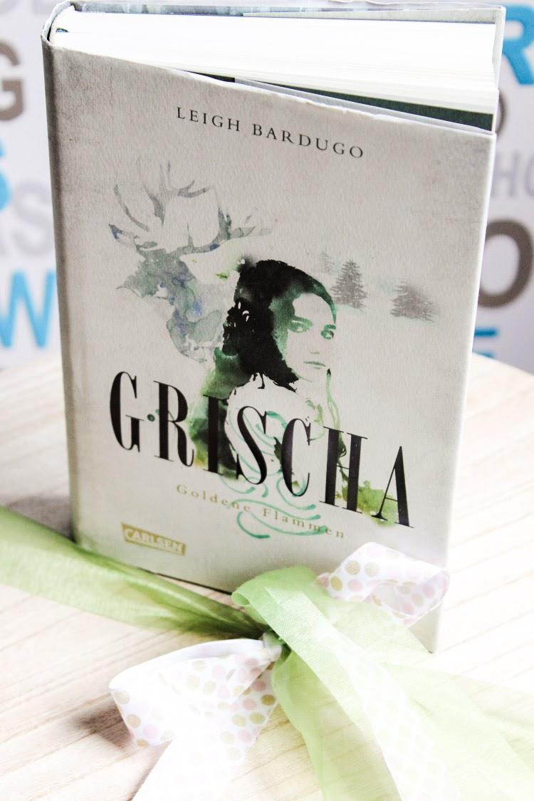 Rezension Grischa, Grischa Goldene Flammen, Grishaverse, Buchblogger,