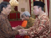 Ahmad Dhani: Jokowi-Nusron Wahid Pasangan Paling Pas di Pilpres 2019