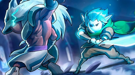 Greak: Memories of Azur Reveal Trailer