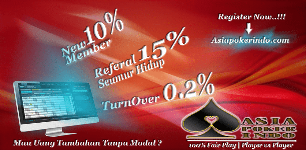 Asia Poker Indo Idn Poker Asia Daftar Idn Poker Terpercaya
