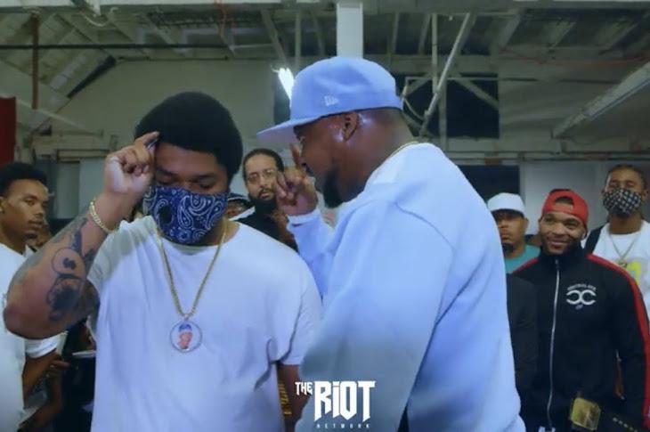 The Riot Network Presents: Geechi Gotti vs Snake Eyez