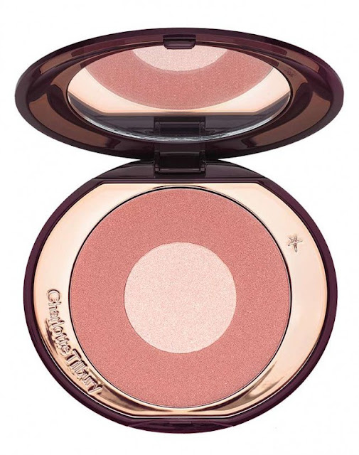charlotte tilbury cheek to chic in pillow talk