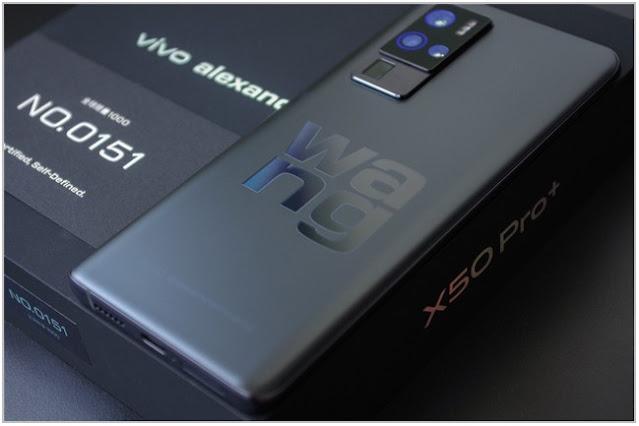 Vivo X50 Pro+ Alexander Wang Edition Spesifikasi;Vivo X50 Pro+ Alexander Wang Edition;Vivo X50 Pro+ Alexander Wang Edition Harga;