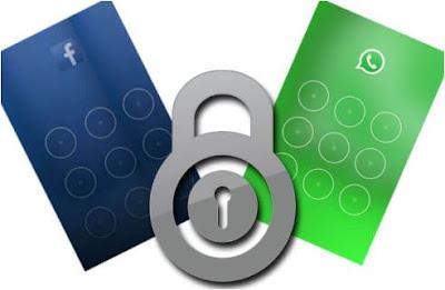 أهم, تطبيقات, قفل, الفيسبوك, والواتساب, على, أجهزة, اندرويد