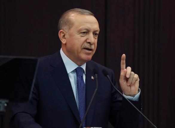 Ερντογάν: «Αν οι πολίτες δεν συμμορφωθούν, θα πάρουμε επιπλέον μέτρα»