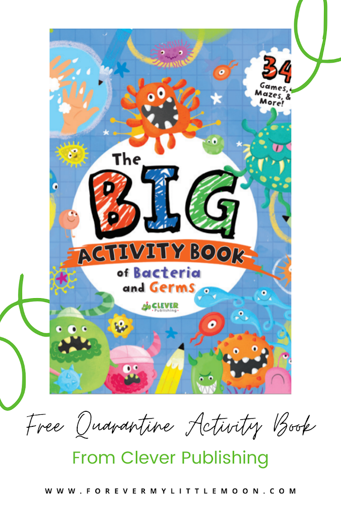 Free Quarantine Activity Book From Clever Publishing