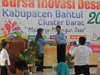 Bursa Inovasi Desa Kabupaten Bantul 2019