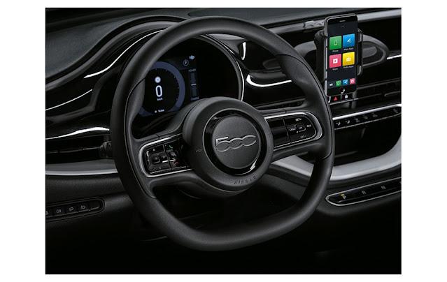 νέο ηλεκτρικό Fiat 500