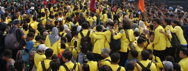 Rencana Demo Besar-besaran Mahasiswa Pada Sidang  Terakhir Paripurna DPR