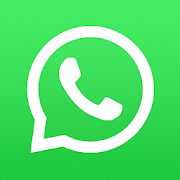 WhatsApp icon -An instant messaging app