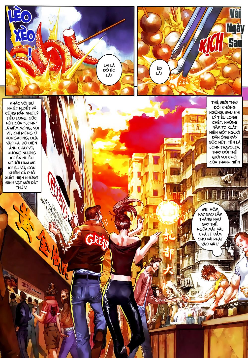 Quyền Đạo chapter 4 trang 5