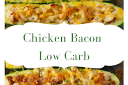 Easy Best Chicken Bacon Low Carb I Ever Made