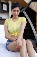 Sanam Shetty Hot Photo Shoot HeyAndhra