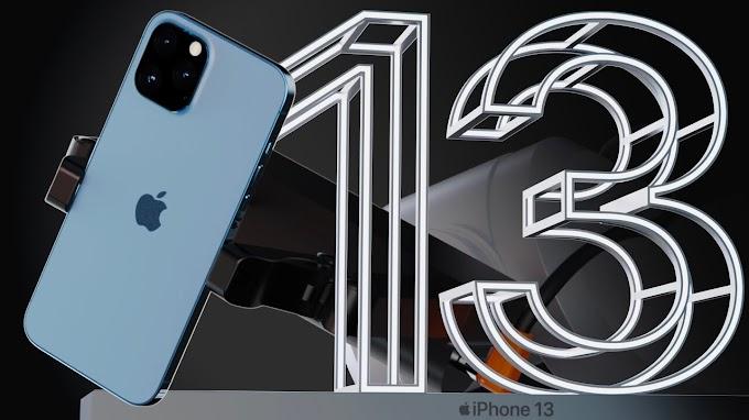 Sorteio de um iPhone 13