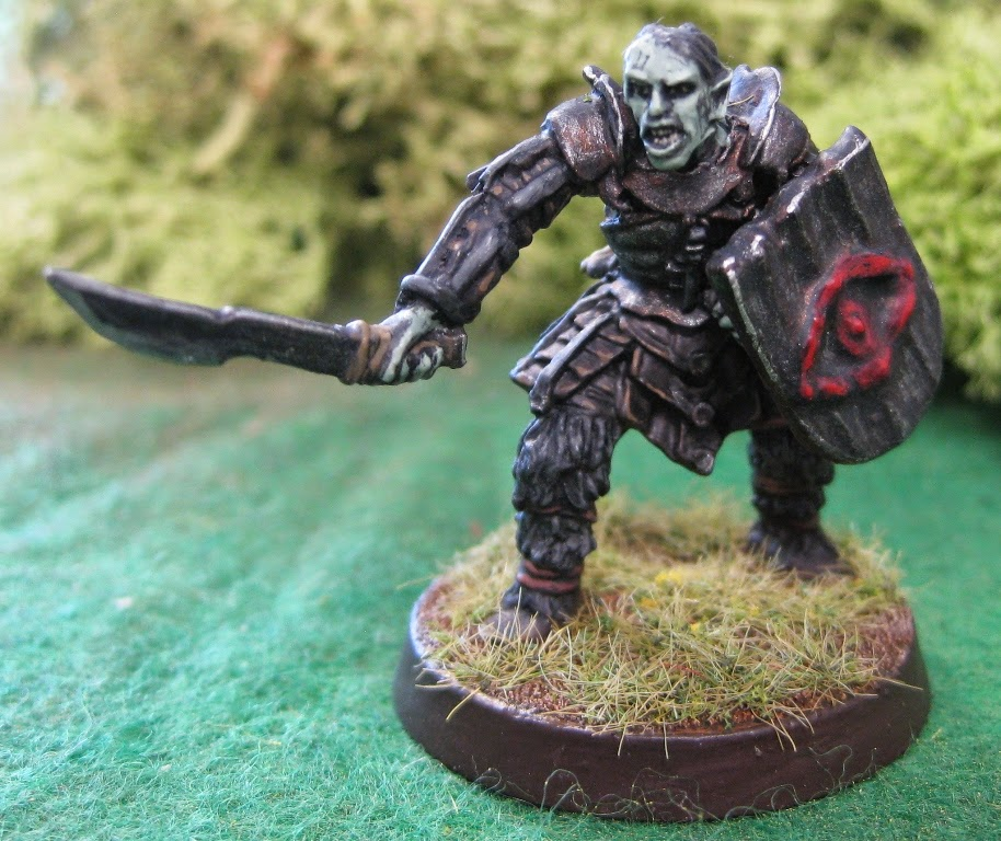 Scott's War-gaming: Gorbag and Grishnákh    the two faces of