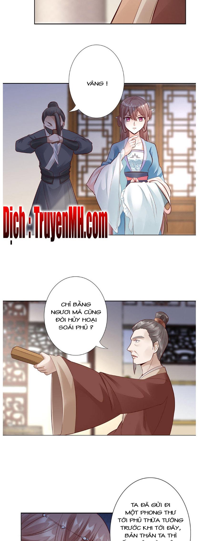 Thần Y Yêu Hậu Chap 12