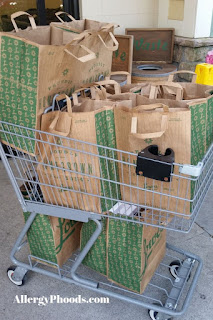 food bag donations lowes foods
