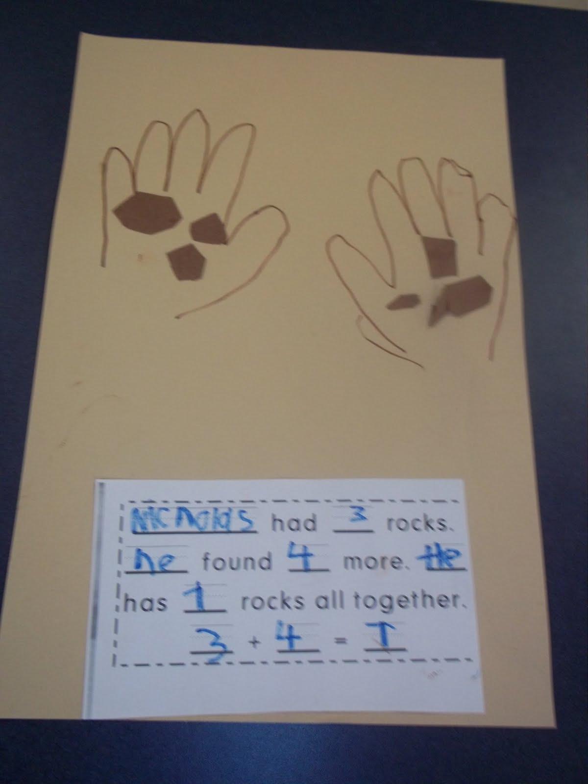 Kinder Garden: Mrs. Wood's Kindergarten Class: Rocks