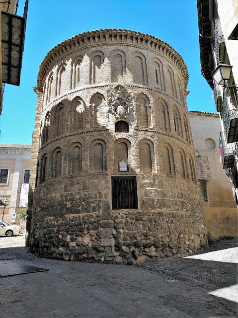 Toledo - Iglesia mudejar de San Vicente
