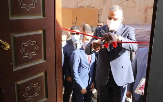 محافظ سوهاج يسلم 33 منزل لأهالي قرية العيساوية بعد إعادة تأهيلها