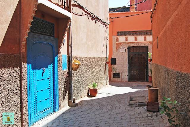 Callejones de la Medina, Marrakech