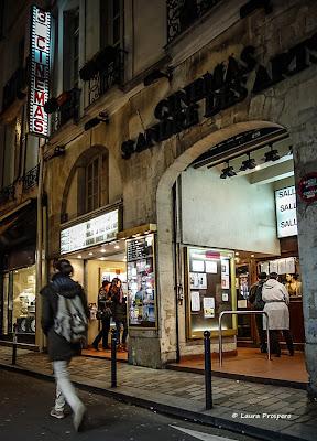 Cinémas Saint-André des Arts, Paris