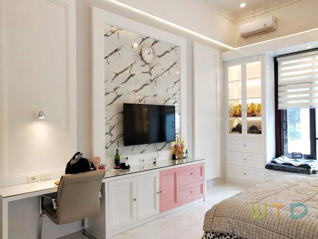 Desain interior kamar anak modern american style