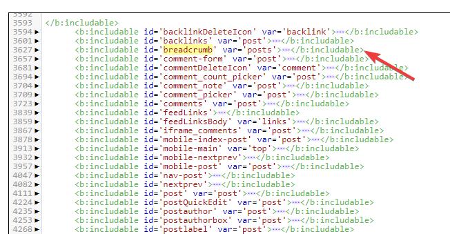 Mengatasi Masalah Peringatan Deteksi Error Breadcrumb Search Console