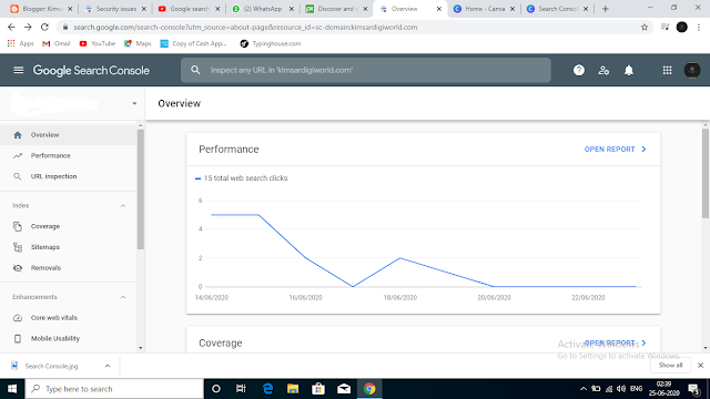 Overview Of Website Performance