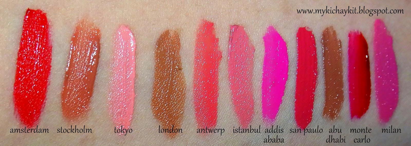 Soft Matte Lip Cream by NYX Professional Makeup #12