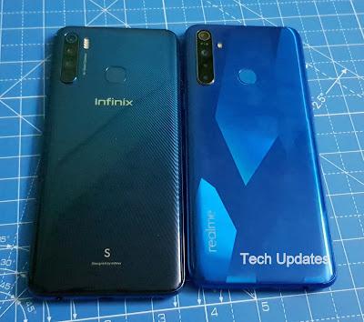 Infinix S5 vs Realme 5