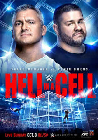 WWE Hell in A Cell 2017 PPV HDTV 600MB Full Show 480p Watch Online Free Download bolly4u