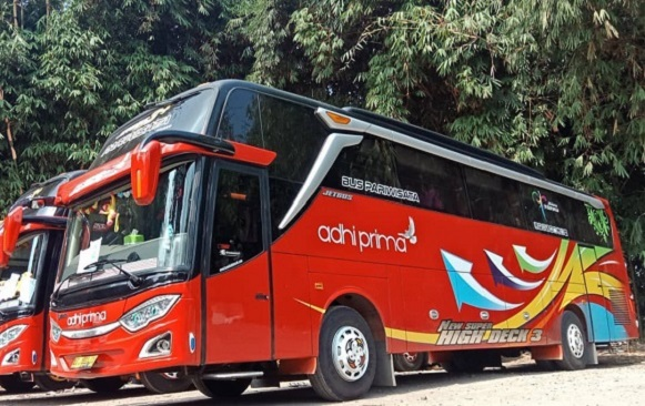 Harga Sewa Bus Pariwisata Murah Di Tangerang