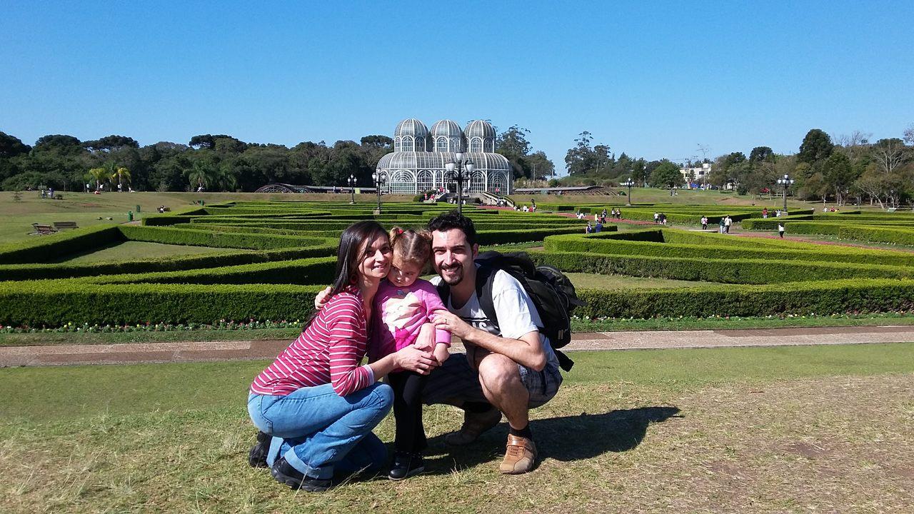 Jardim Botânico Francisca Rischbieter de Curitiba