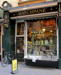 Marchpane children's and illustrated book shop
