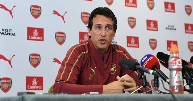 Arsenal will succeed next season on one condition - Unai Emery