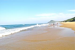 Ponta Mamoli Beach, Mozambique