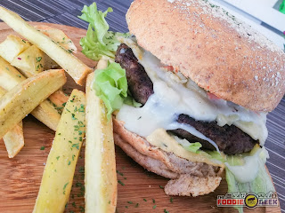 Eddie's Kitchen, Italian Cuisine, American Cuisine, Antipolo, half pound burger