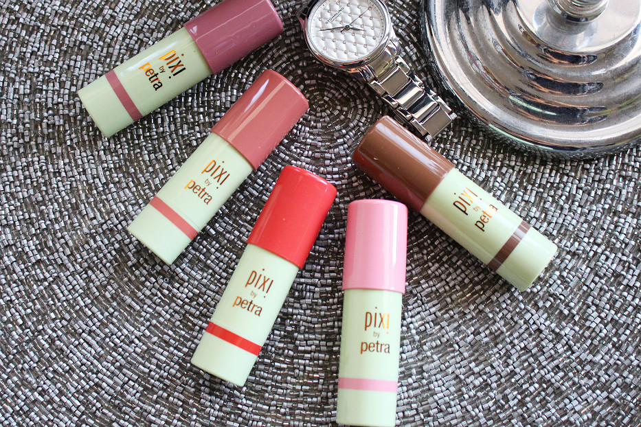Pixi MultiBalm review swatch
