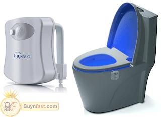 [Low price] Toilet Night Light by CHUNNUO