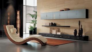 Artistic And Simple Interior Design
